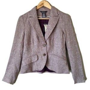 George light purple women's size 6 blazer